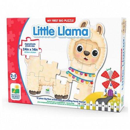 Primul meu puzzle de podea - Lama, The Learning Journey
