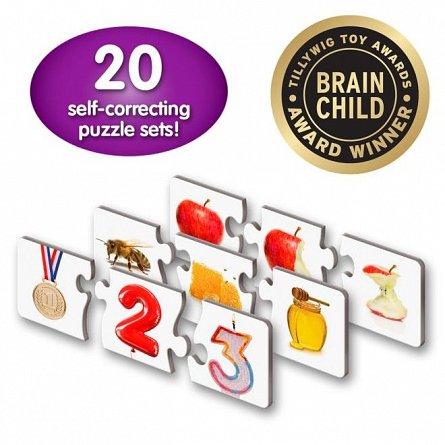Puzzle Potriveste - Secventele, The Learning Journey