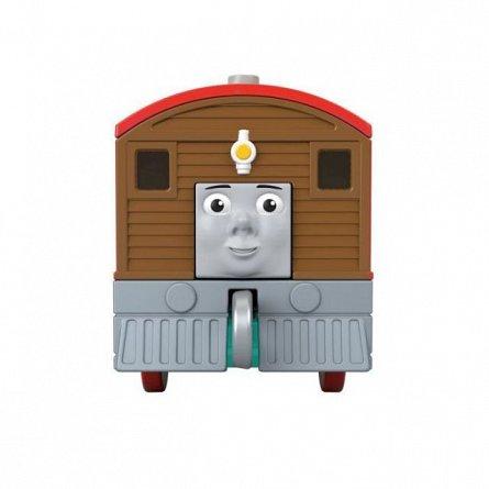 Locomotiva Thomas and Friends - Toby, curcubeu