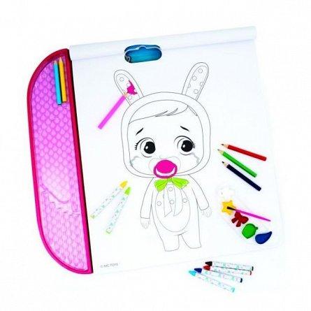 Set pentru desen 5 in 1 As Art - Giga Block, Cry Babies