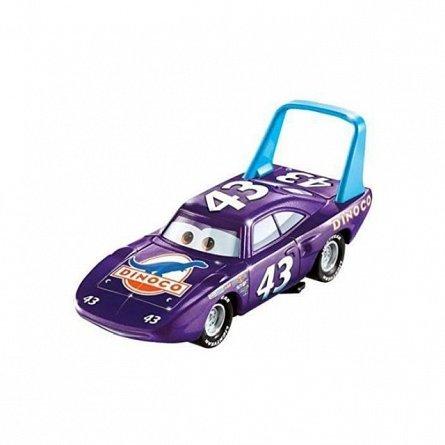 Masinuta Cars Color Changers - Dinoco, culori schimbatoare