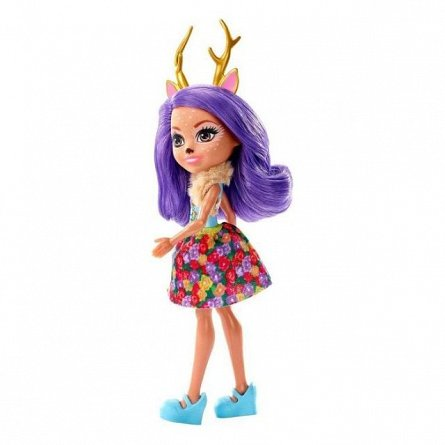 Papusa Enchantimals - Danessa Deer si Sprint