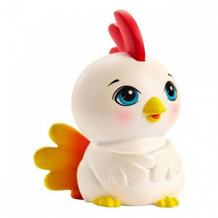 Papusa Enchantimals -  Redward Rooster si Cluck