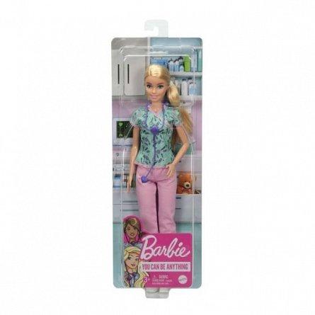 Papusa Barbie You can be - Asistenta medicala