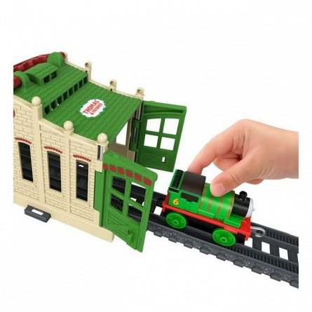 Gara Tidmouth, Thomas and Friends - Connect and Go, Percy