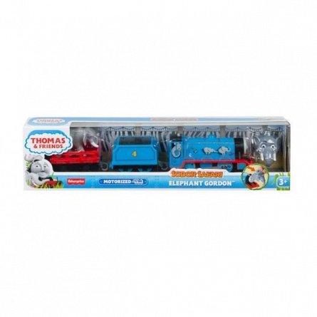 Locomotiva motorizata Thomas and Friends - Safari, Elephant Gordon