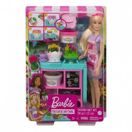 Papusa Barbie You can be - Florarie