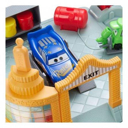 Set de joaca Cars - Vopsitorie Ramones Paint Shop