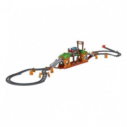 Set motorizat Thomas and Friends - Traverseaza podul