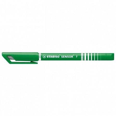 Liner Stabilo Sensor, 0.3mm, verde