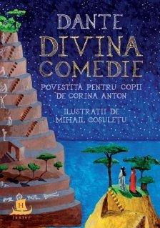 Divina Comedie. Povestita pentru copii de Corina Anton