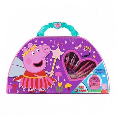 Set desen Art Case - Pepppa Pig
