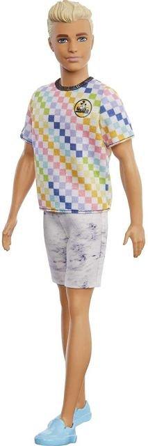 Papusa Barbie Fashionistas - Baiat, cu tinuta lejera de vara
