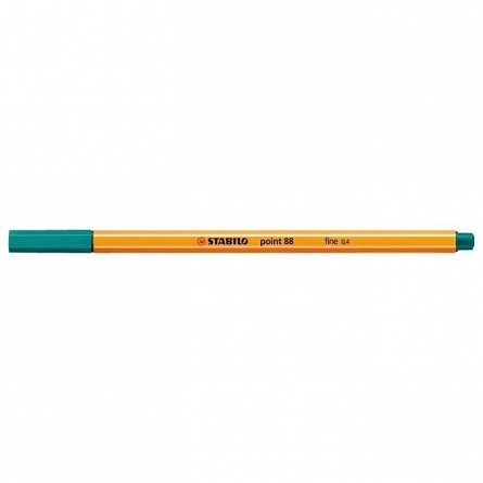 Liner Stabilo Point 88,0.4mm,turquoise