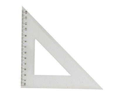 Echer 45/45, 15 cm .