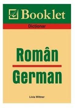DICTIONAR ROMANGERMAN
