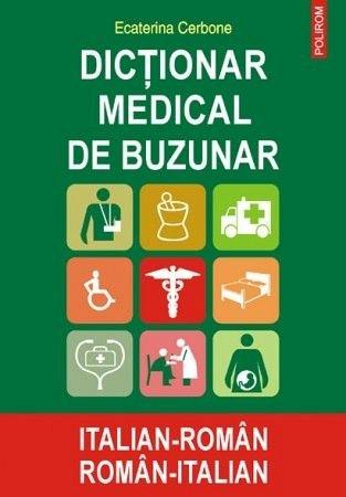 DICTIONAR MEDICAL DE BUZUNAR ITALIAN-ROM