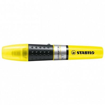 Textmarker Stabilo Luminator, galben