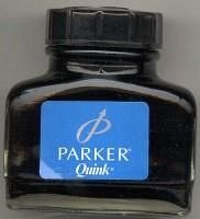 Calimara Parker,albastru,57ml