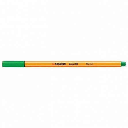 Liner Stabilo Point 88,0.4mm verde