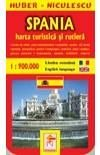 HARTA SPANIA