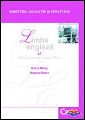 MANUAL CLS. XI - LB. ENGLEZA L1 - MILOS