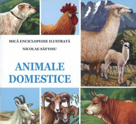 ANIMALE DOMESTICE - MICA ENCICLOPEDIE
