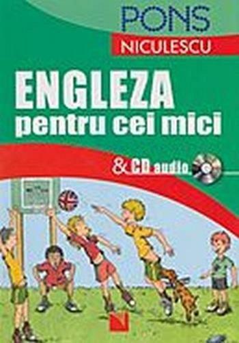 ENGLEZA PT CEI MICI CU CD