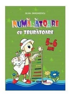 NUMARATOARE CU ZBURATOARE 5-6 ANI