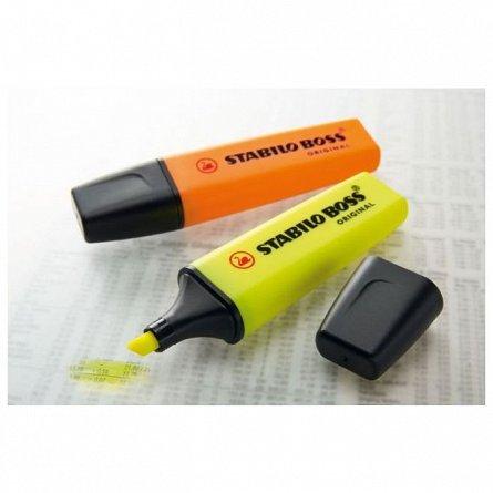 Textmarker Stabilo Boss, orange