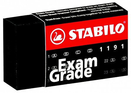 Radiera Stabilo ExamGrade 1196