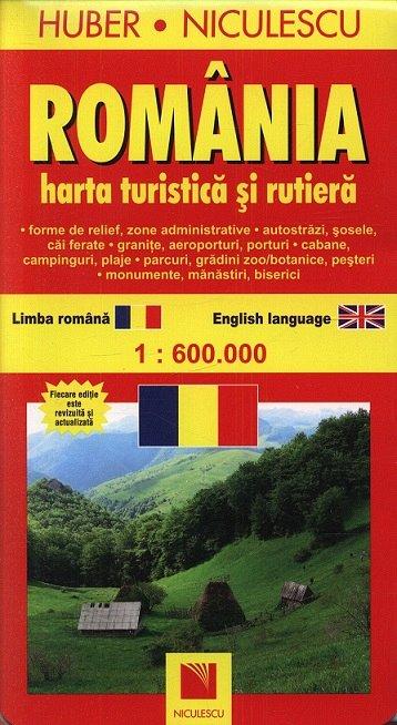 HARTA ROMANIA REEDIT.
