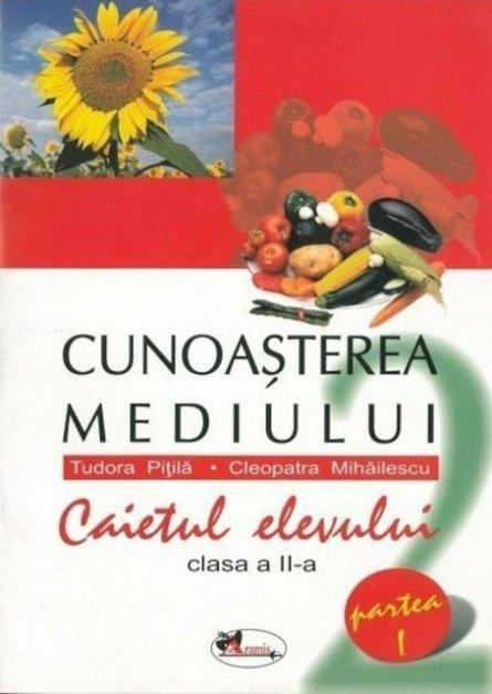 CUNOASTEREA MEDIULUI CAIET CL.II-SEM. I