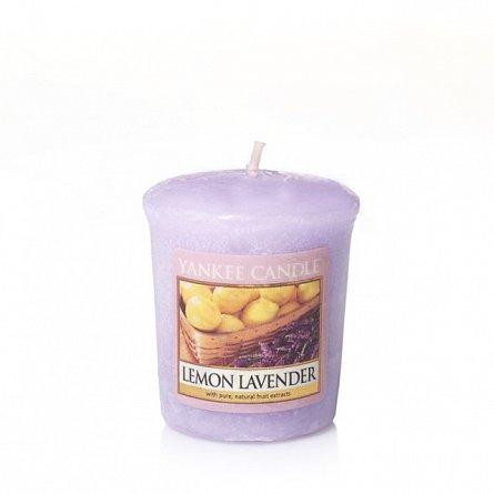 Lumanare sampler LEMON  LAVENDER