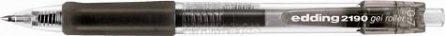 Roller cu gel Edding 2190 negru