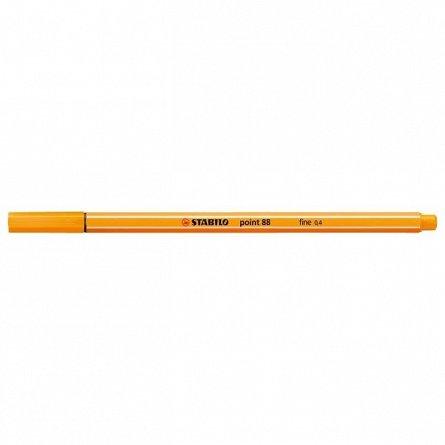 Liner Stabilo Point 88,0.4mm,orange