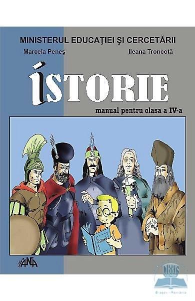Istorie cls. A IV-a