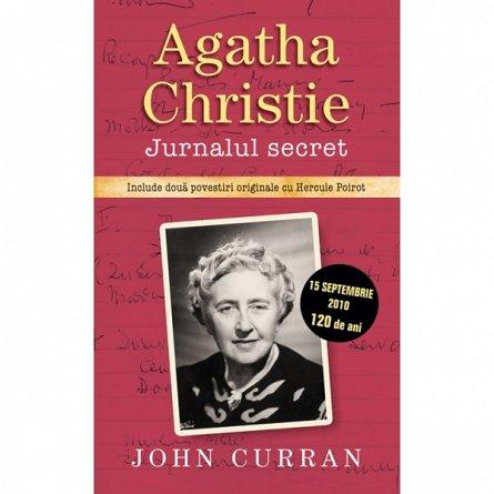 AGATHA CHRISTIE - JURNALUL SECRET