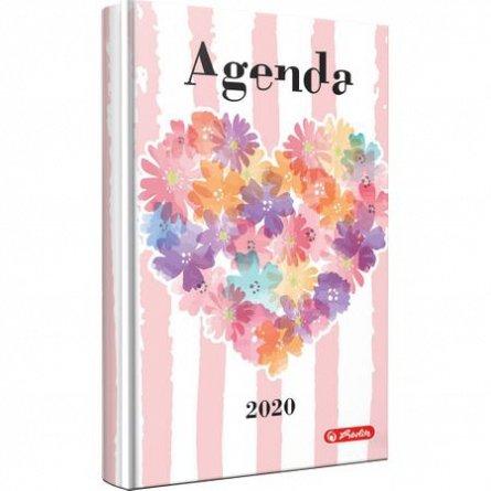 Agenda A5,datata,Flower,352p