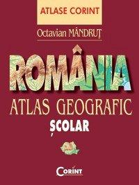 ATLAS GEOGRAFIC ROMANIA NOU
