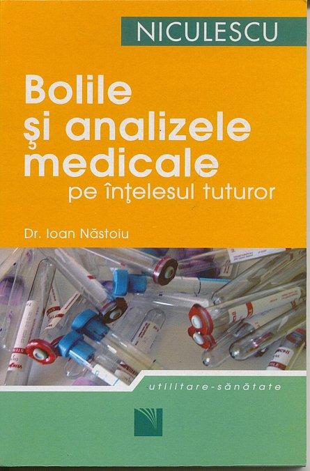 BOLI SI ANALIZE MEDICALE REEDITARE