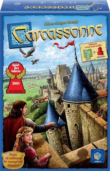Carcassonne II,joc de baza