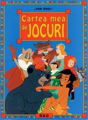 CARTEA MEA DE JOCURI - REEDIT