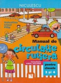 CIRCULATIA RUTIERA CL 3 SI 4
