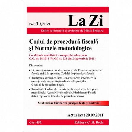 CODUL PENAL SI CODUL DE PROCEDURA PENALA ( COD 455) ACTUALIZAT LA 10.10.2011