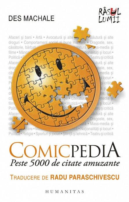 COMICPEDIA - PESTE 5000 DE CITATE AMUZANTE