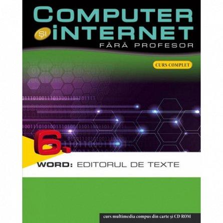 COMPUTER SI INTERNET FARA PROFESOR.VOL.6