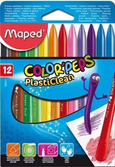 Creioane cerate,12b/set,Maped
