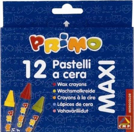 Creioane cerate coloratdiam. 9mm,12 buc./cut