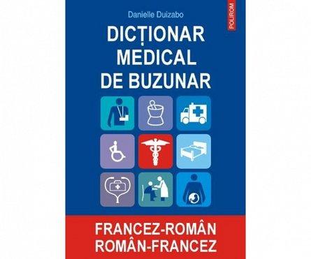 DIC MED DE BUZ FRANC-ROM/ROM-FRANC